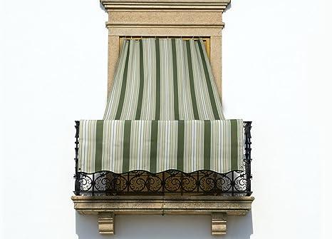 Tende Da Sole Per Esterno Immagini.Coingrostex Tende Da Sole Per Esterno Con Anelli Misura 145x250cm