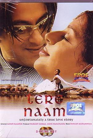 Amazon Com Tere Naam Indian Movie Hindi Film Bollywood Film