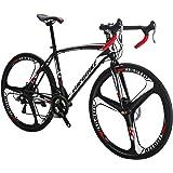 Eurobike Road Bike XC550 21Speed Gears Road Bicycle Dual Disc Brake Bicycle