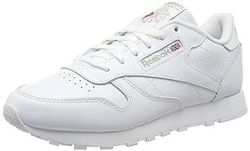 5ec53c61bf0 Reebok Cl Lthr - Zapatillas para Mujer  Amazon.es  Zapatos y complementos