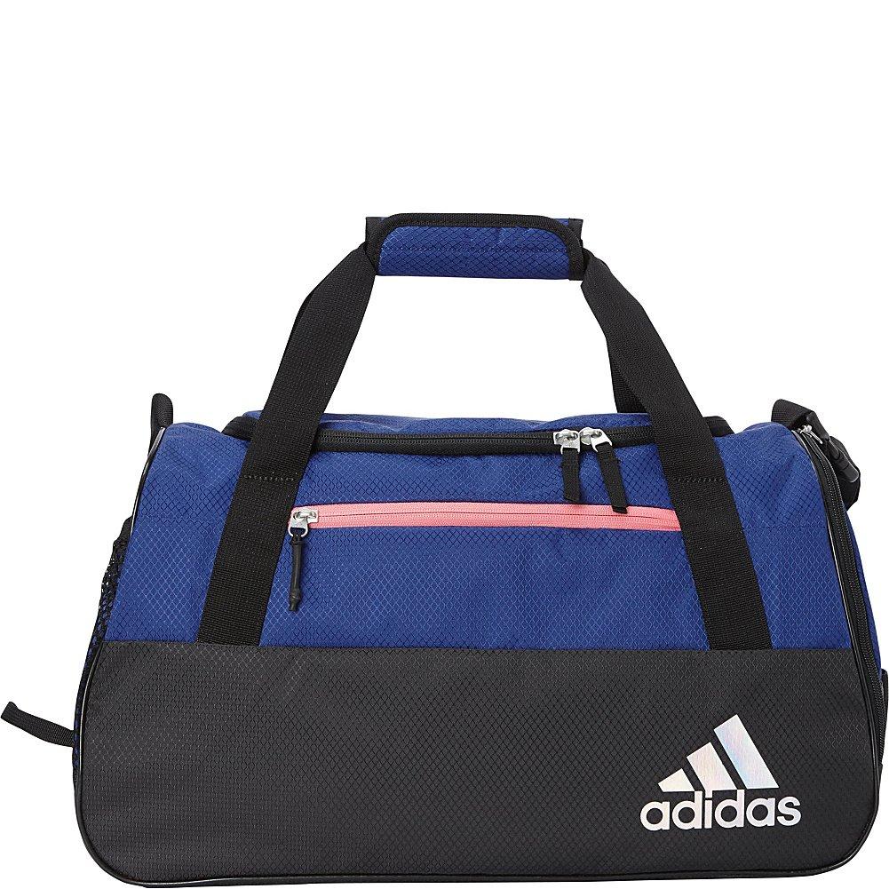 cb8154c938 Galleon - Adidas Squad III Duffel (Utility Ink Chalk Pink Black)