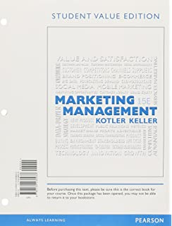 Global marketing student value edition 8th edition warren j marketing management student value edition 15th edition fandeluxe Gallery