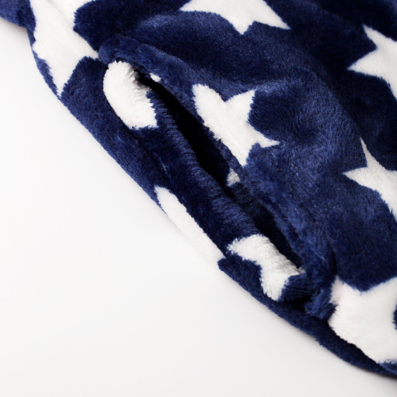 Katara- Pijama de Una Pieza Bandera USA Adultos, Talla 185-195cm ...