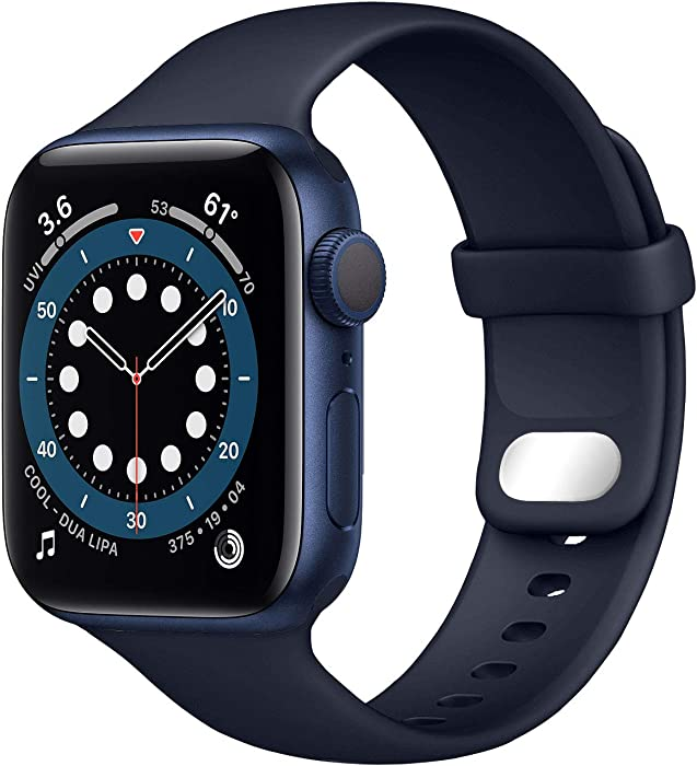 The Best Apple Watch Sports Band Blue