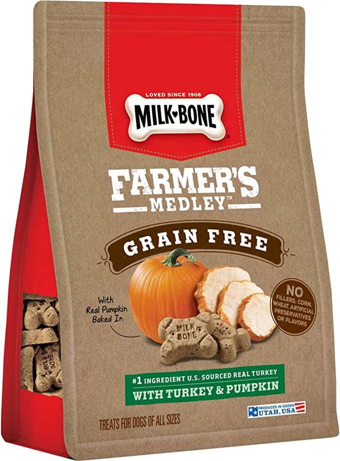 Milk-Bone Farmer's Medley Dog Treats