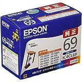 EPSON 純正インクカートリッジ IC4CL69 4色パック(目印:砂時計)