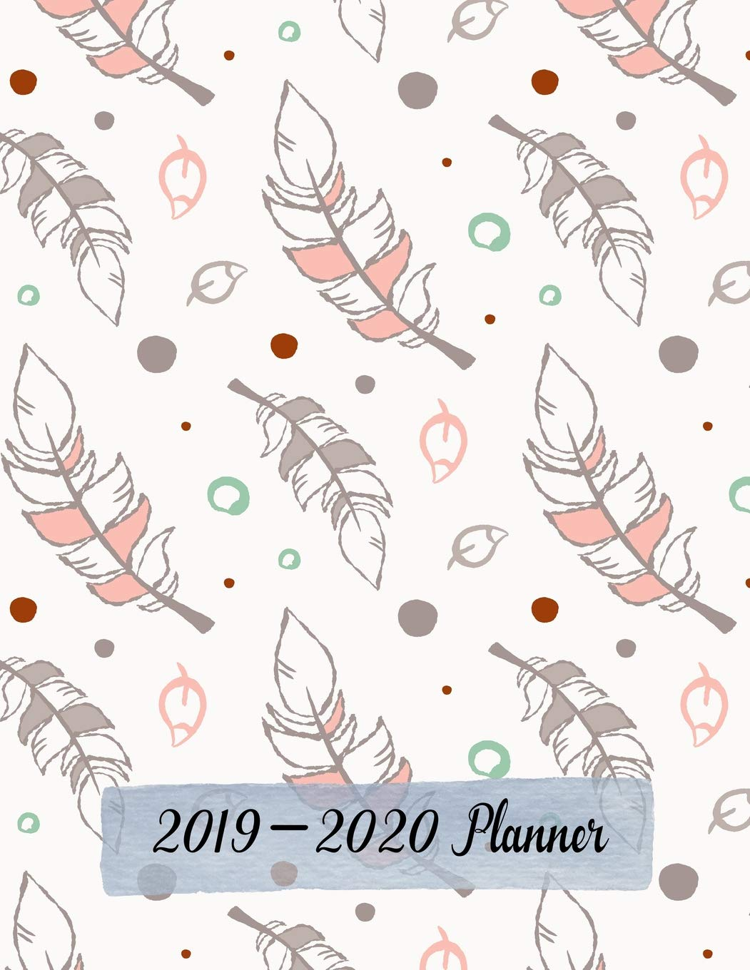 2019-2020 Planner: She Believed She Could So She Did 24 Months Monthly / Daily  Planner with Bible Verses and Gods inspirational Sayings | Goal and ...