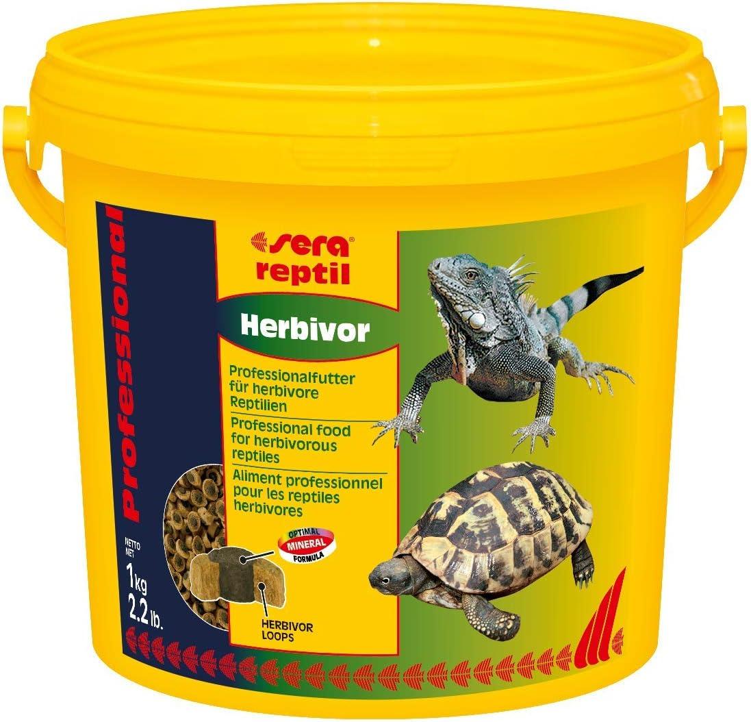 Sera Reptil Herbivor, 330gram