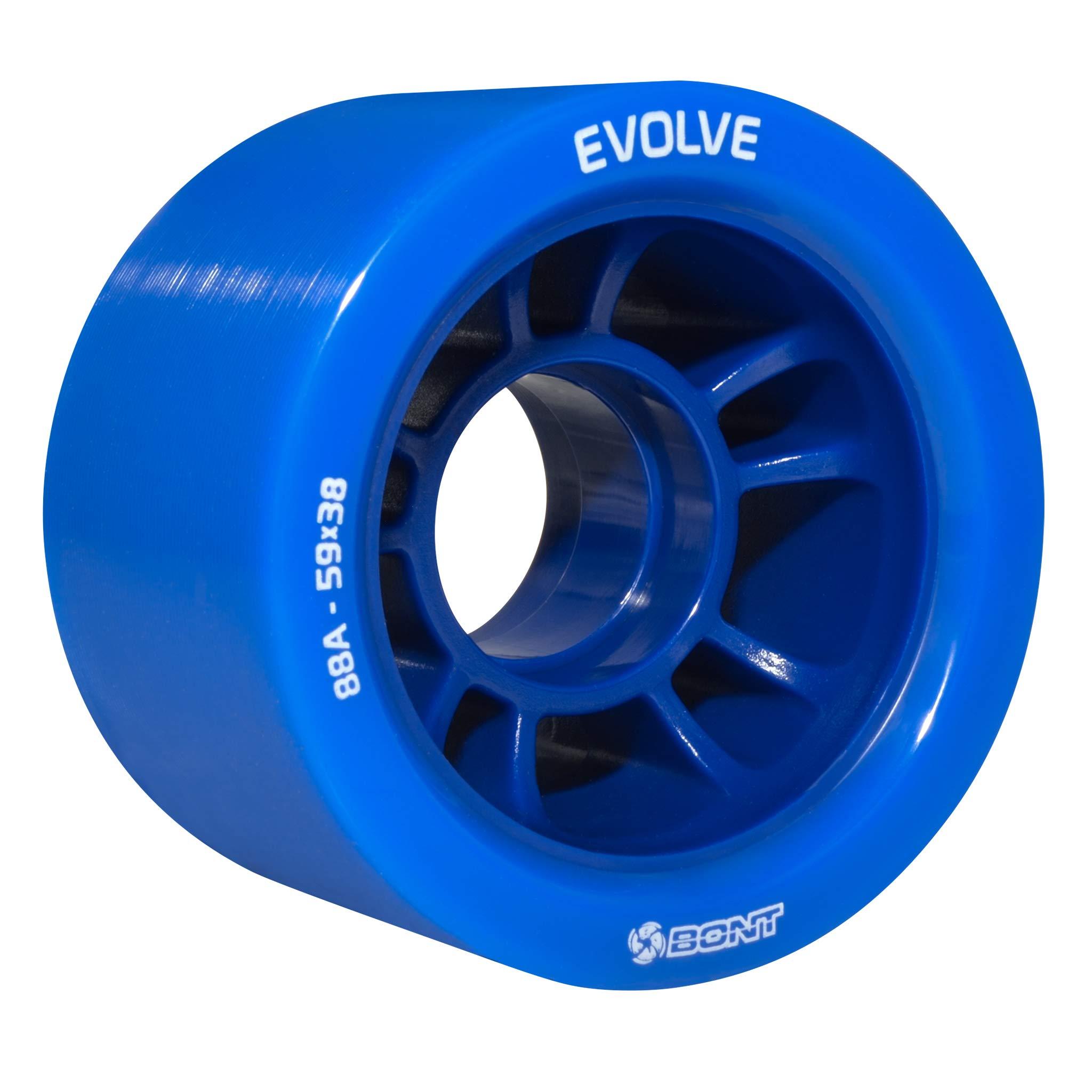 Bont Skates | Evolve Roller Skate Derby Wheel