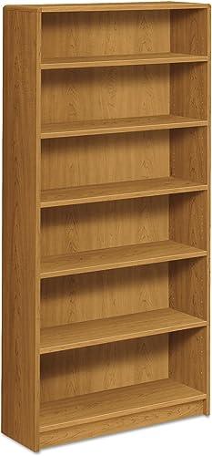 HON 6-Shelf Bookcase
