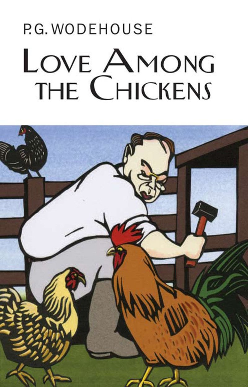Love Among the Chickens (Collector's Wodehouse) ebook