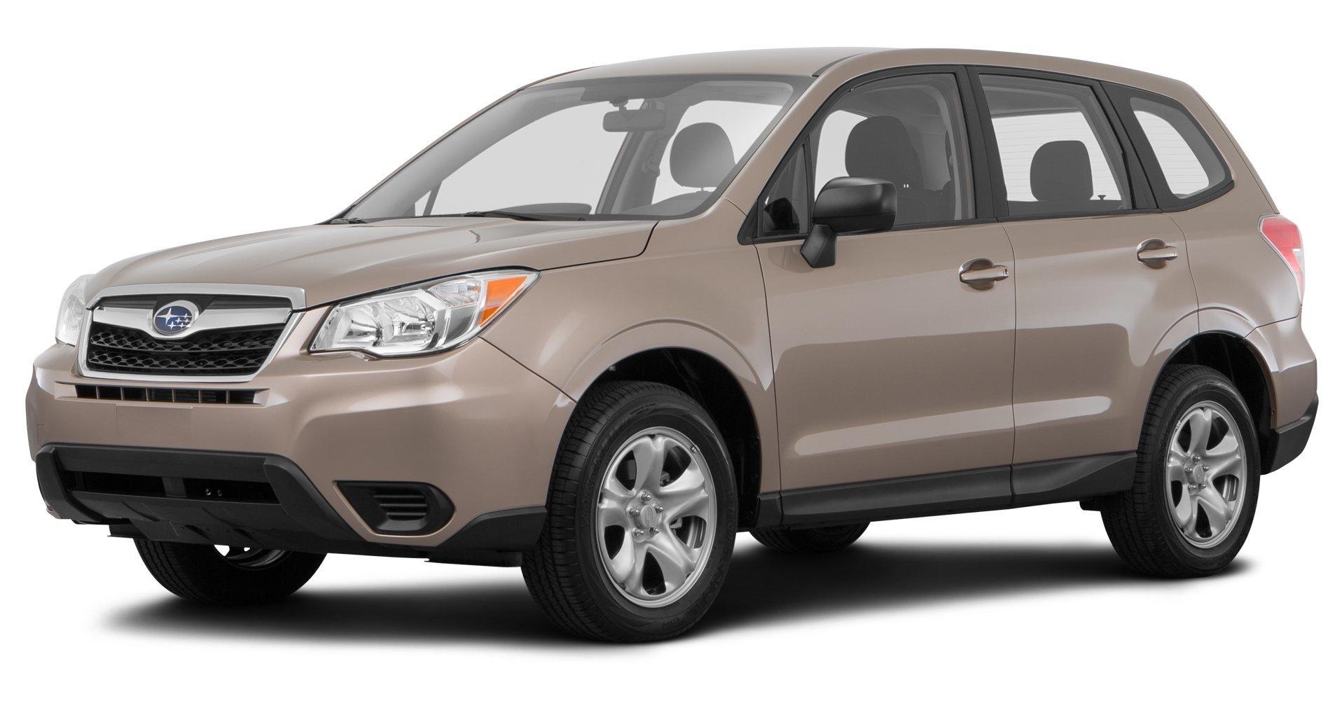 Amazon 2016 Subaru Crosstrek Reviews and Specs Vehicles