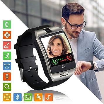 Timant Smartwatch, Reloj Iinteligente Mujer Hombre Niña con Ranura ...