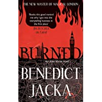Burned: An Alex Verus Novel from the New Master of Magical London