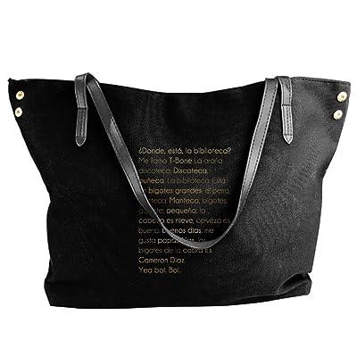 AHOMY Bamboo Lady Personalized casual Shoulder Bag Satchel Handbag Tote Bag Handbag for Women Girls