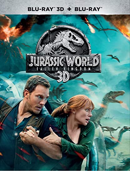 Amazon in: Buy Jurassic World: Fallen Kingdom (3D BluRay +
