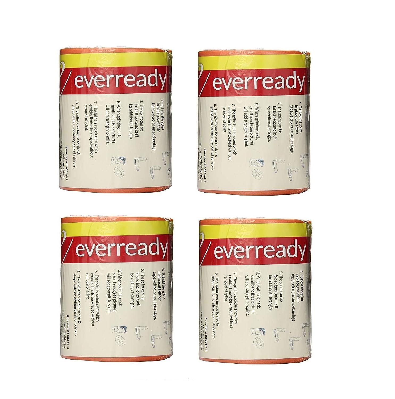 Amazon.com: Ever Ready First Aid Universal Aluminum Splint, 36 Inch ...