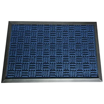 Rubber-Cal 03-197-ZWBL \u0026quot;Wellington\u0026quot; Rubber Carpet Door Absorbent  sc 1 st  Amazon.com : door carpet - pezcame.com