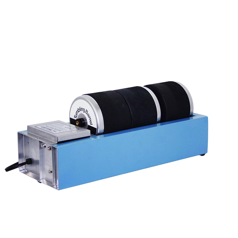 Lortone 3-1.5 Tumbler - 4.5lb capacity (3 x 1.5lb barrels) -