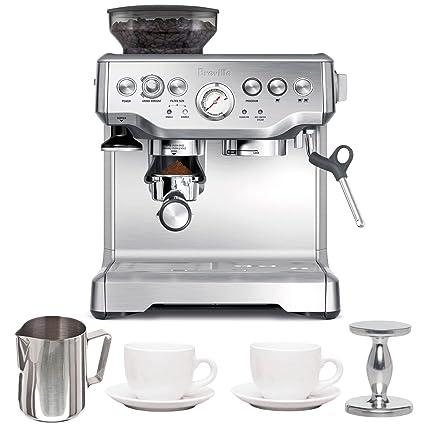 Amazoncom Breville BES870XL Barista Express Espresso Machine with