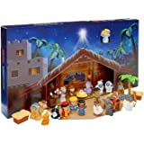 Fisher-Price Little People Nativity Advent Calendar [Amazon Exclusive]