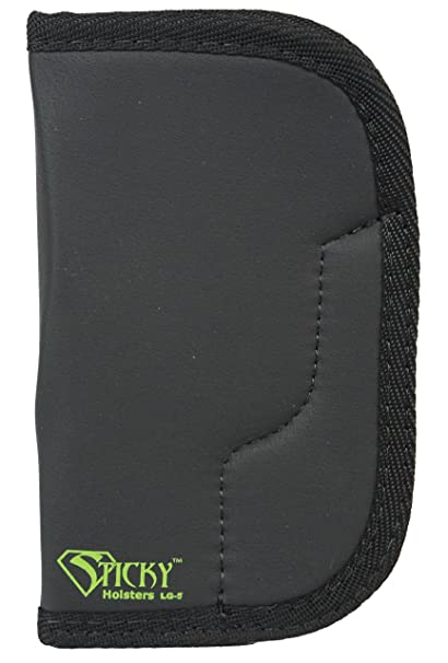 amazon com sticky holsters lg 5 large gun holsters sports