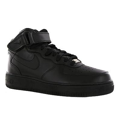 air force scarpe nere