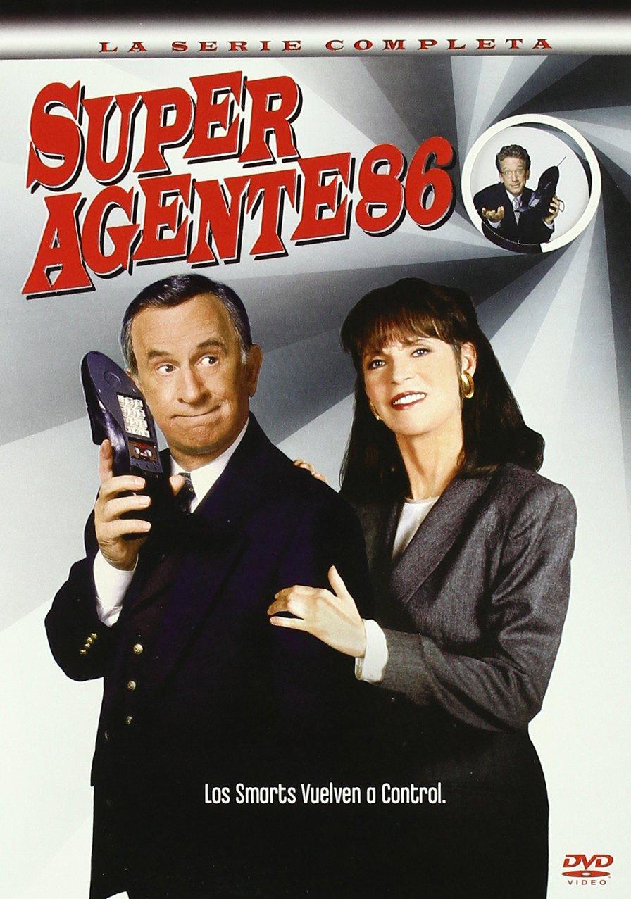 Amazon Com Super Agente 86 Serie Completa Cine Y Tv