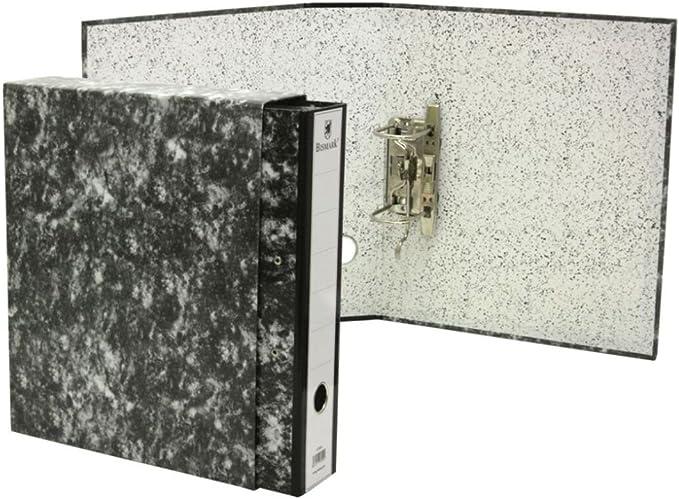 Archivador A-z Carton Folio Con Caja 35x29x8cm Bismark: Amazon.es ...