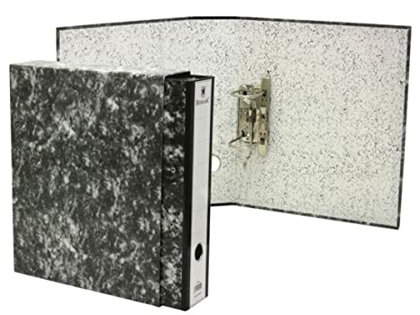 Archivador A-z Carton Folio Con Caja 35x29x8cm Bismark