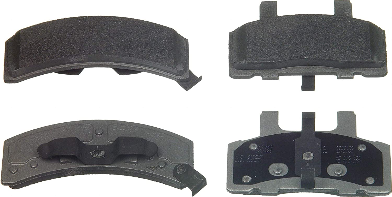 Disc Brake Pad Set-ThermoQuiet Disc Pad Front WAGNER fits 01-09 Volvo S60 mx794