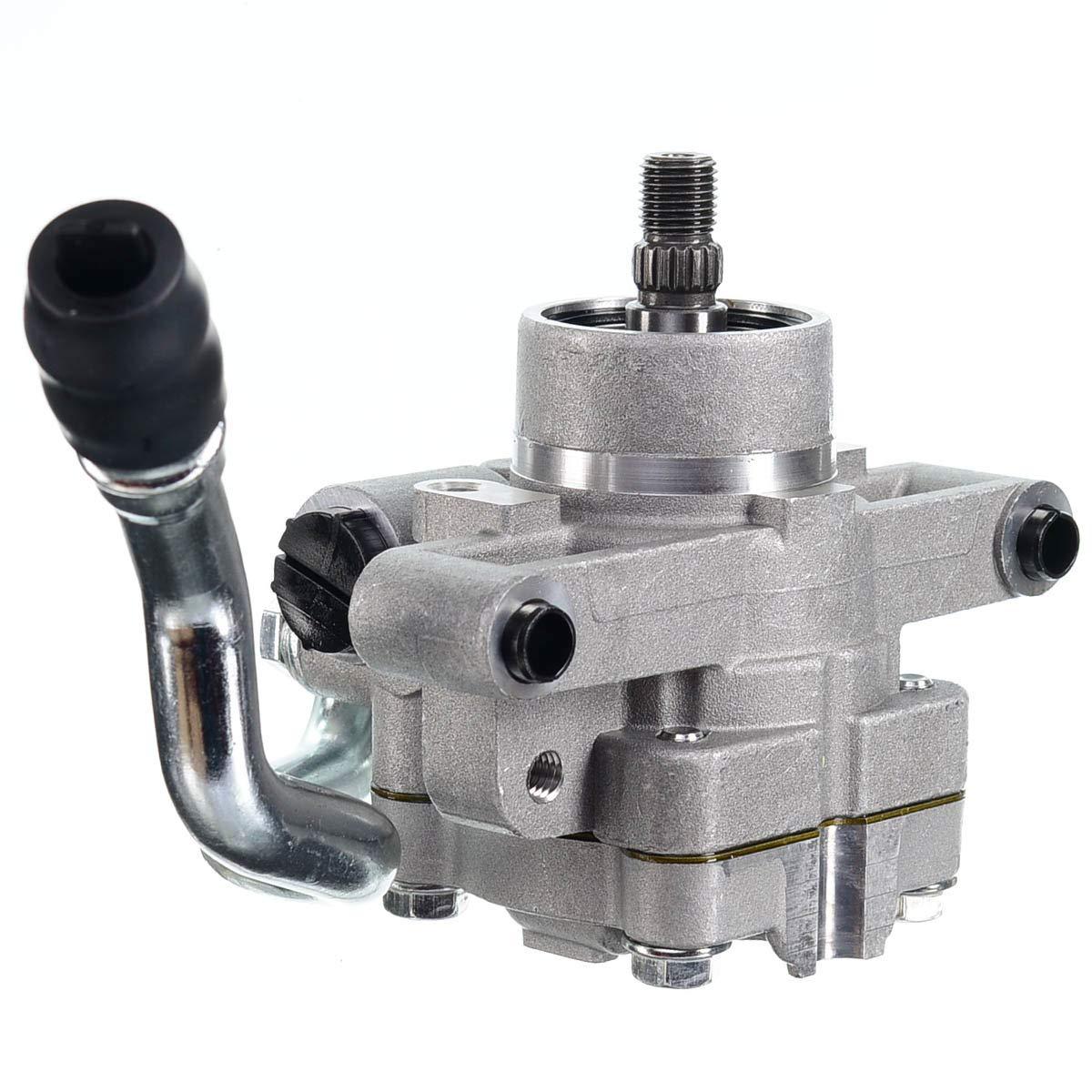 A-Premium Power Steering Pump for Ford Escape 2004-2007 Mazda Tribute Mercury Mariner