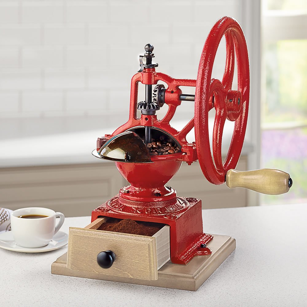The Classic Italian Espresso Grinder by Tre Spa (Image #1)