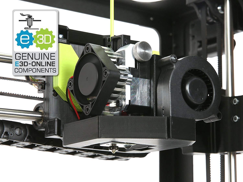 3D Printlife 4 Carretes De Impresora filamento Paquete con Lulzbot ...