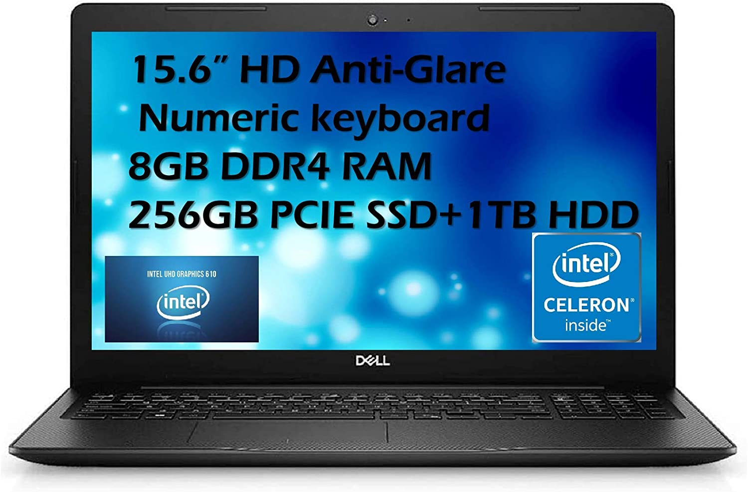 Dell 2021 Flagship Inspiron 15 3583 Laptop 15.6