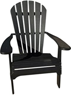 Phat Tommy Recycled Poly Resin Folding Adirondack Chair U2013 Durable And  Eco Friendly Armchair.