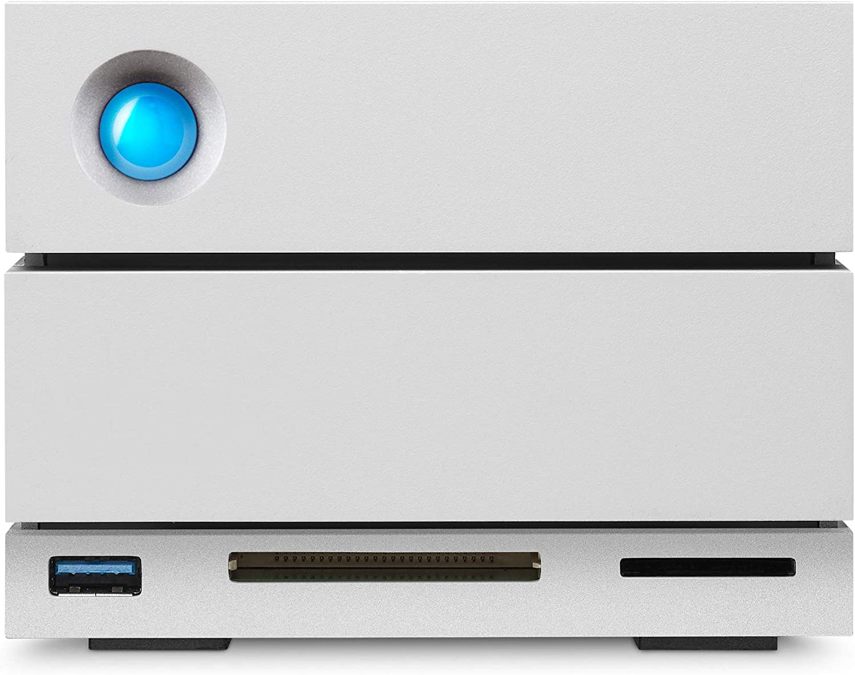 LaCie 2big Dock, RAID, 8 TB, Disco duro RAID externo HDD, para Mac ...