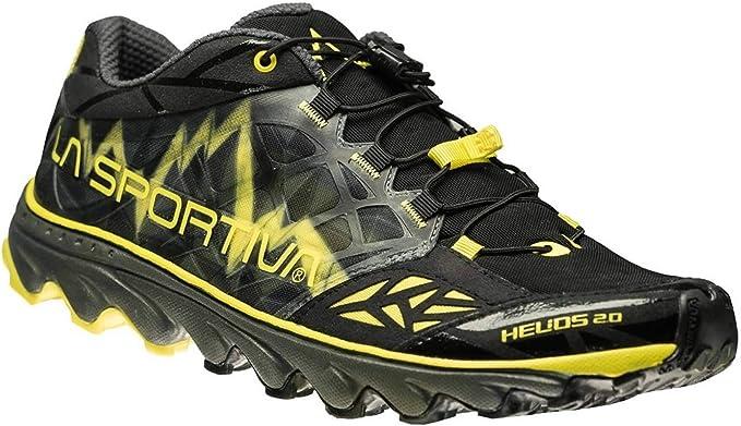 La Sportiva Helios 2.0 - Zapatillas para correr - amarillo/negro Talla del calzado 42 2017: Amazon.es: Deportes y aire libre