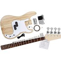 Rocktile 38314 - Set para construir guitarra eléctrica