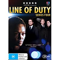Line of Duty: Series 4 (DVD)