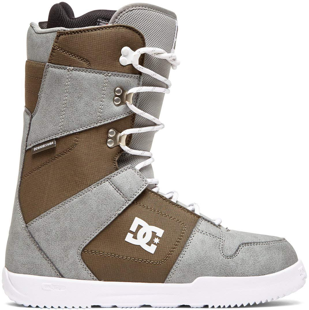 DC Phase Snowboard Boots Mens Sz 11 Grey by DC