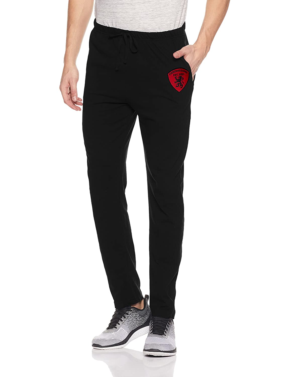 Chromozome Men's Cotton Track Pants
