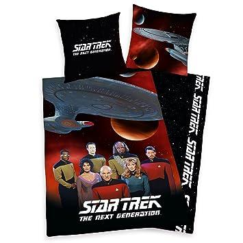 Star Trek The Next Generation Jugendbettwäsche Bettwäsche