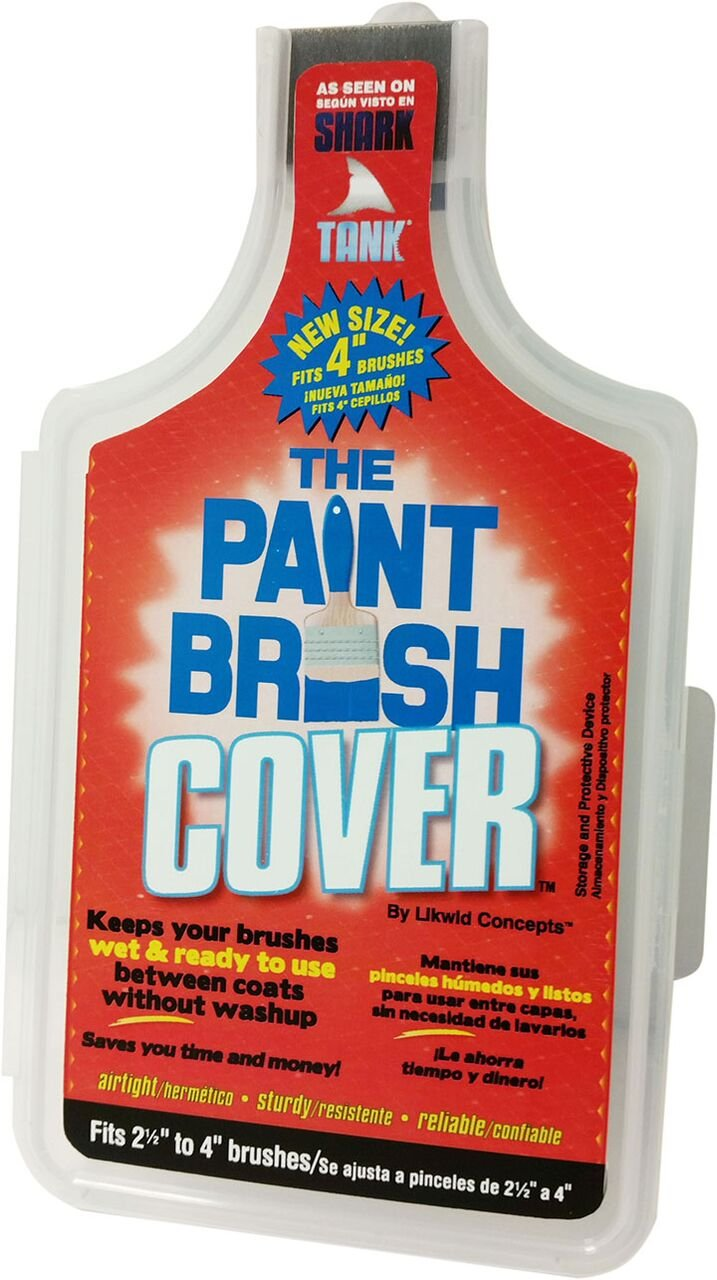 The 4 Inch Paint Brush Cover