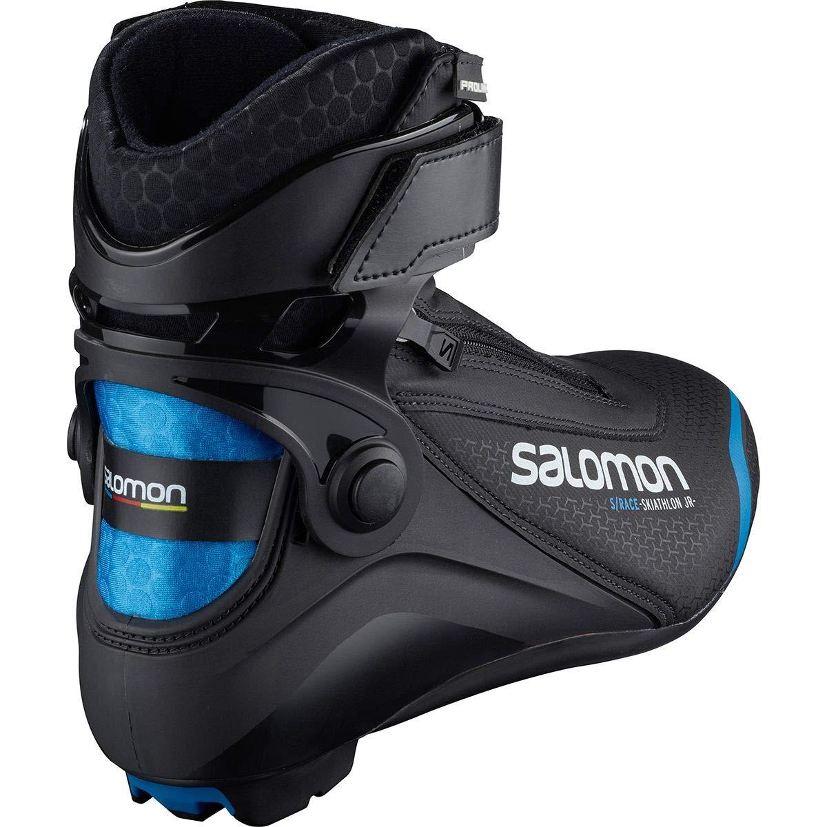 SALOMON Kinder S-Race Skiathlon Combischuh Langlaufschuhe NEU