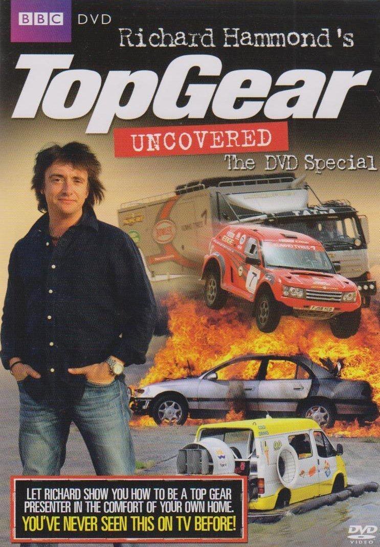 Top Gear - Richard Hammond Uncovered: The DVD Special Reino Unido: Amazon.es: Richard Hammond, Richard Hammond: Cine y Series TV