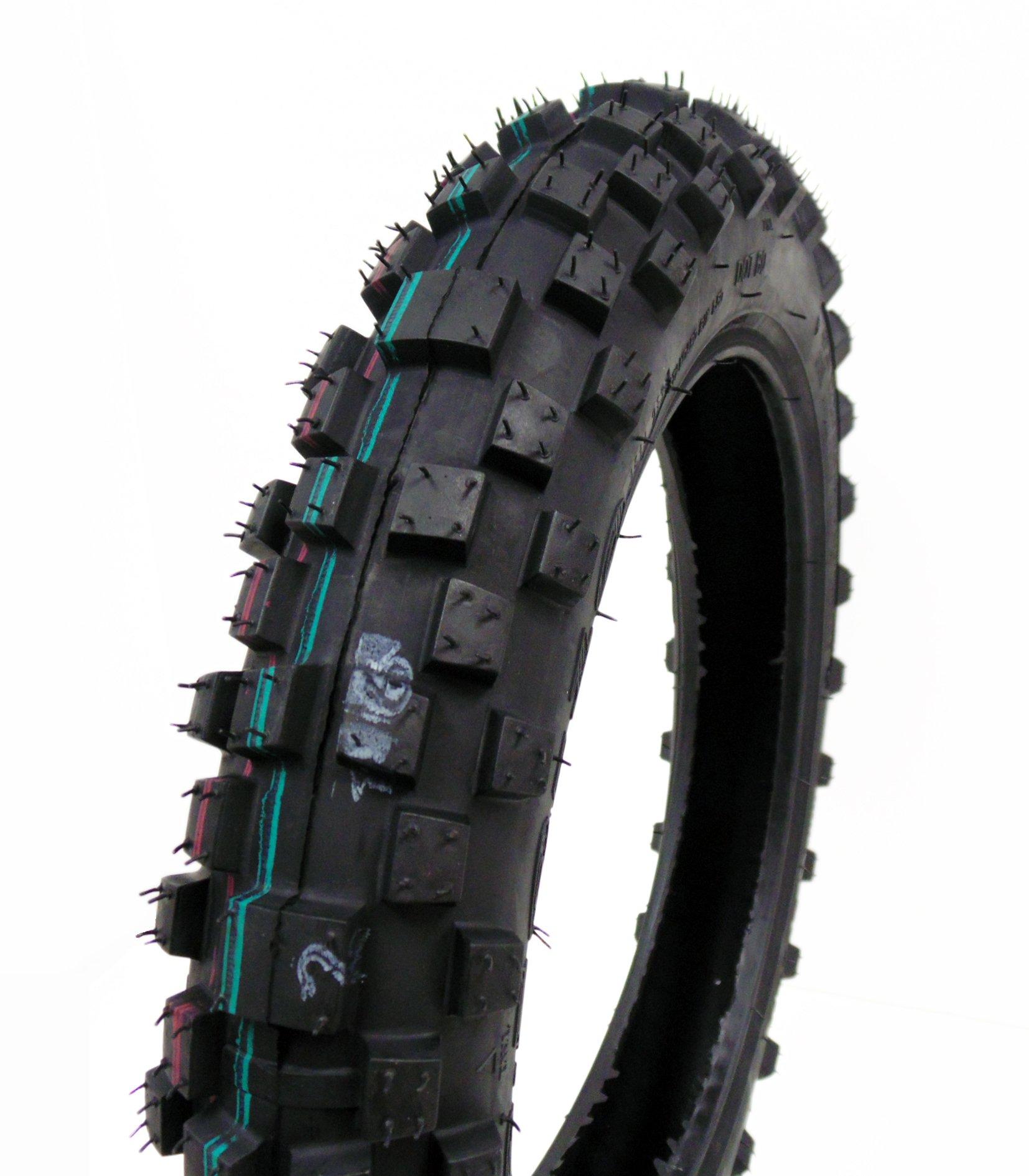 Mini Dirt Bike Tire 2.50-10 Front or Rear Tube Type Off Road Motocross Knobby Pattern