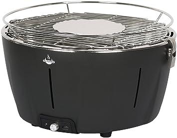 """Barbacoa de carbón """"Tulsa de El Fuego® parrilla BBQ Barbecue, puerto"""