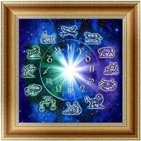 KOFUN 5D Pintura Diamante Bricolaje, 5D Constelación Cuadro