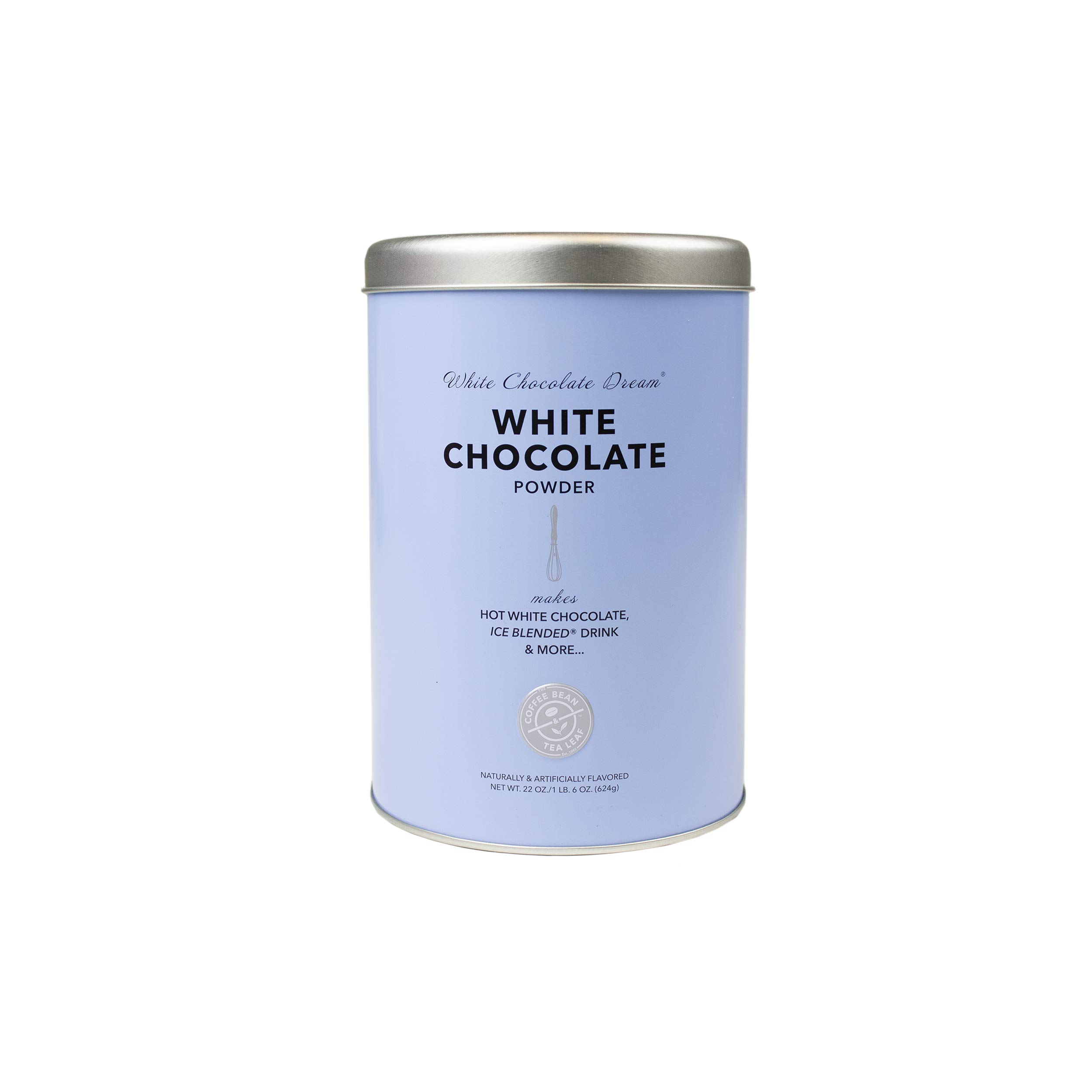 The Coffee Bean & Tea Leaf White Chocolate Powder, 22-Ounce Container